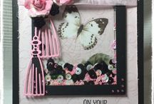 Couture Creations Cards ( Dies )