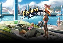 """Fishing Hero / Fishing Hero"""" is the fishing MO, which captures unique fun of fishing."""