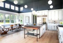 Kitchens / This is about Kitchens that we love. We love HGTV and we love thinking about the kind of kitchen we'd love to cook in!