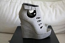 Shoes Shoes & more Shoes / by Gina Cangin