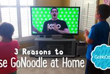 GoNoodle at Home