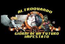 Video Altroquando / I video del mio canale Youtube. Di fumetti e altre passioni collegate.