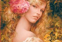 Art / Can you say eclectic tastes? I love all kinds of interesting artworks.  I love incredible use of light by an artist. I love impressionist depictions of female beauty.  I love stunning landscapes.  Like I said, eclectic.  Enjoy.   / by Chris Just
