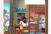 ancient history illustrations