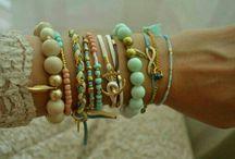 mint gold bracelet
