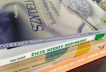 Książki BOOKS / Inspirujące książki i szydełkowe zakładki Inspiring books and bookmarks