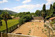 Tuscan Vegetable Garden