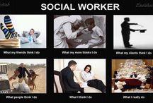 Social Work / by Alicia Keller
