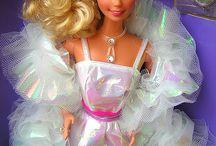 Barbie 1980-1990