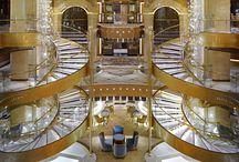 Bon Voyage / Cruise Ship Design