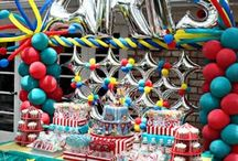 Carnival Party Inspiration / by Jennifer Perez ~ Petit Delights