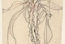 Robe de la fée du lilas / Robe lilas, fluide