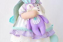 muñecas tilda