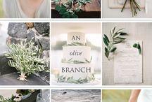 Olive decoration