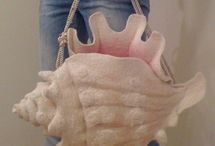 Felted bags  / by Kirsten Lund