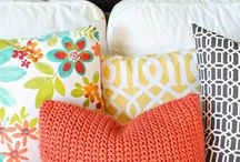 Crochet patterns / Pillows and throws