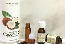 natural face and body creams