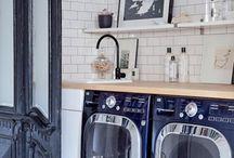 Χώρος πλυντηριου