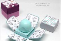 Lip balm box
