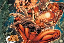 Orange Lantern