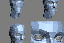 3D - CHARACTER - Topology