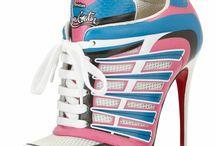 high heels sneakers