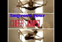 Cheer Exercises