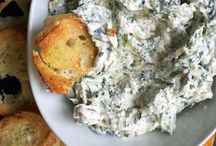 Appetizers and dips / by Diana Londonbug