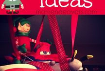 Elf on the Shelf Disney ideas / by Shannon, WDW Prep School