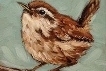 painting brown