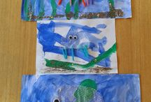 moře výrobky pro děti