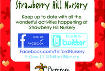 Our Nurseries in England