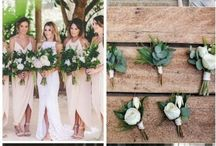 Foliage based bouquets