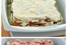 Desserts / Fraises
