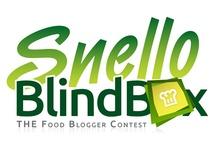 Snello BlindBox / La gara di cucina di Snello, Gusto e Benessere Rovagnati