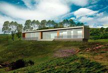 Casa Portal del Lago, Península del Lago, V Región