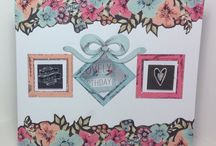 Chalkboard Collection / by Craftwork Cards