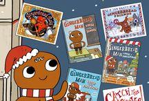 #GingerbreadManLooseAtChristmas