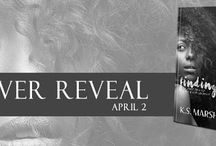 Cover Reveal for Finding Us by K.S. Marshall