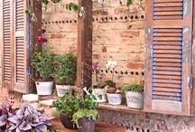 idéias para jardim
