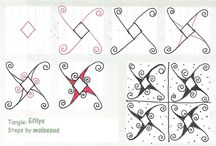 Zentangle E