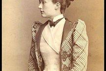 Women, Waistcoats, 1860 - 1915