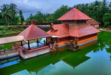 Temples of Kerala / Kerala has lots and lots of Temples and the most famous among them are the Sabarimala Ayyappa Temple, Guruvayoor Sree Krishna Temple, Pathmanabha Swami Temple Thiruvananthapuram. There are a lot more...