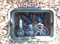 Irrigation works / Some of the work we do across Las Vegas, Nevada.