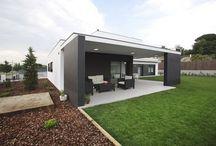 Casas / Fotos de casas. Arquitectura, proyectos, diseño de interiores.