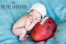 Newborn Photos by Nicole Goddard Photography / by Nicole Goddard