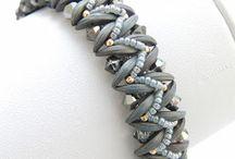 Beadwork - Crescent & Arcos beads