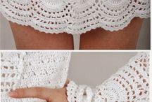 roupa de croche