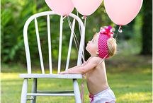 Ivy's 1st Birthday! / by Catherine Frey
