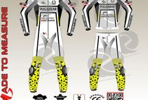 Custom made racing leather suit for ALvaro Bautista Ducati fans any size